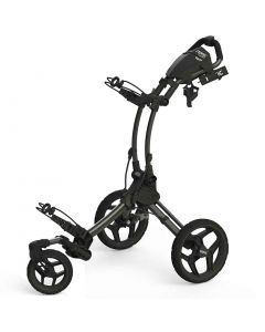 Clicgear Rovic RV1S Swivel Cart Charcoal/Black