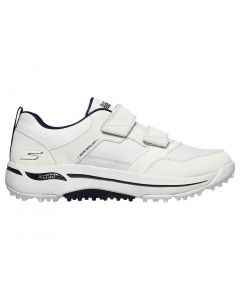 Skechers GO GOLF Arch Fit - Front Nine Golf Shoes White/Navy