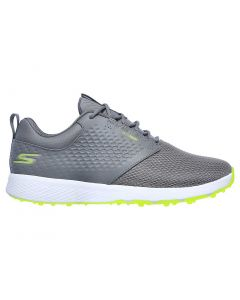 Skechers GO GOLF Elite V.4 Prestige Golf Shoes Grey/Lime