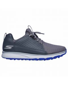Skechers GO GOLF Mojo Elite Golf Shoes Charcoal/Blue