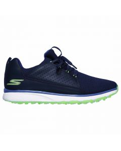 Skechers GO GOLF Mojo Elite Golf Shoes Navy/Lime