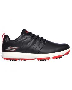 Skechers GO GOLF Pro V.4 - Legacy Golf Shoes Black/Red