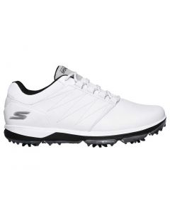 Skechers GO GOLF Pro V.4 Golf Shoes White/Black