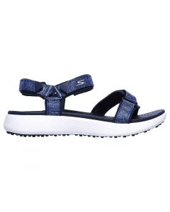 Skechers Women's GO GOLF 600 Golf Sandals Navy/White
