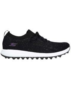 Skechers Women's GO GOLF Max Glitter Golf Shoes Black/Multi