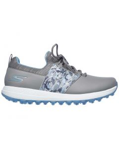 Skechers Women's GO GOLF Max Lag Golf Shoes Grey/Blue