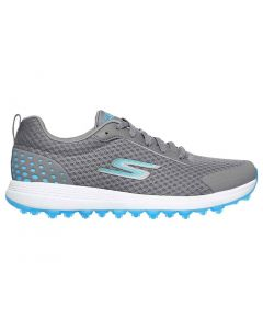 Skechers Women's GO GOLF Max Fairway 2 Golf Shoes Grey/Blue