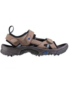 FootJoy Specialty Golf Sandal Dark Taupe