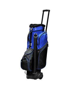 RJ Sports Spinner Cart Bag Royal