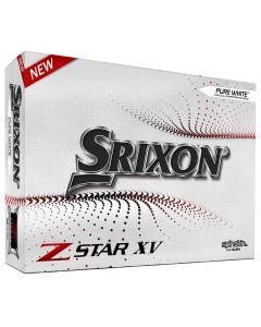 Srixon Z Star 7 Xv White Golf Balls Packaging