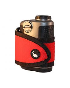 Monument Golf Stick It Rangefinder Strap Red