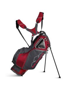 Sun Mountain 2019 4.5 LS Supercharged Stand Bag Red/Steel