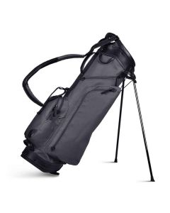 Sun Mountain 2019 Canvas/Leather Stand Bag Slate