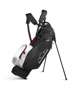 Sun Mountain 2020 2.5+ 14-Way Stand Bag Black/White/Red