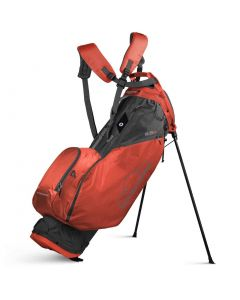 Sun Mountain 2020 2.5+ Stand Bag Gunmetal/Inferno