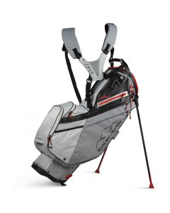 Sun Mountain 2020 4.5 LS 14-Way Stand Bag Charcoal/Black/Red