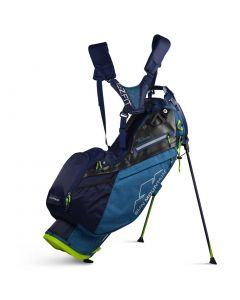Sun Mountain 2020 4.5 LS 14-Way Supercharged Stand Bag Navy/Stellar/Rush