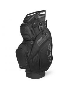 Sun Mountain 2021 C-130 Supercharged Cart Bag Black
