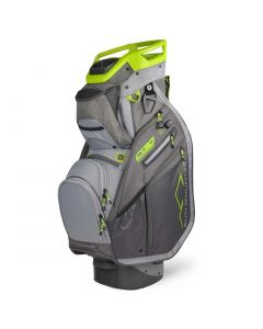 Sun Mountain 2020 C-130 Supercharged Cart Bag Iron/Gunmetal/Grey/Rush Green