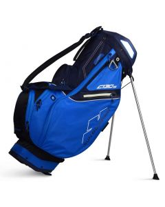 Sun Mountain 2020 C-130S Stand Bag Black/Cobalt/Navy