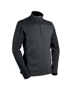 Sun Mountain 2020 Pryor Thermal Pullover Black
