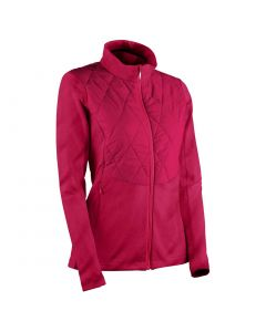 Sun Mountain 2020 Women's AT Hybrid Jacket Jazzy