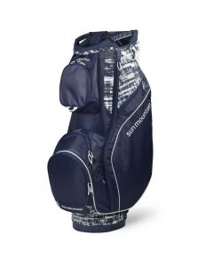 Sun Mountain 2020 Women's Sierra Cart Bag Navy/White/Galaxy