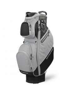 Sun Mountain 2020 Women's Sync Cart Bag Black/Iron/White/Pink
