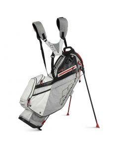 Sun Mountain Ls Way Stand Bag Charcoal White Red