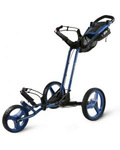 Sun Mountain 2022 Pathfinder Px3 Push Cart Big Sky Blue
