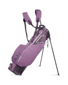 Sun Mountain 2022 Womens 2 5 Plus Stand Bag Concord Lilac Cement