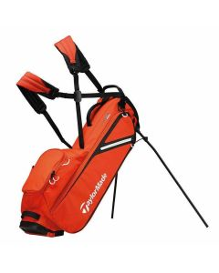 TaylorMade 2019 FlexTech Lite Stand Bag Orange/Black