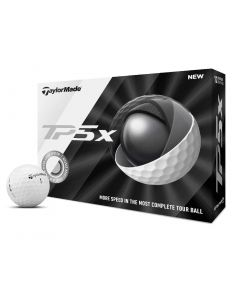 TaylorMade TP5x Personalized Golf Balls