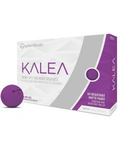 TaylorMade Women's Kalea Purple Golf Balls