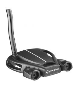 Taylormade Spider Tour Black Double Bend Putter Toe