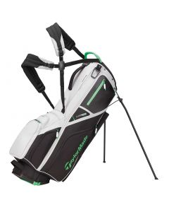 Taylormade Flextech Crossover Stand Bag Grey Cool Black