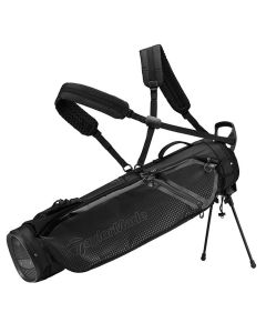 Taylormade 2021 Quiver Stand Bag Black