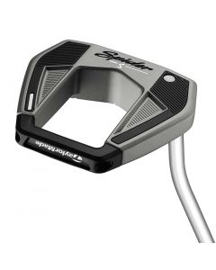 Taylormade Spider S Platinum Single Bend Putter Sole