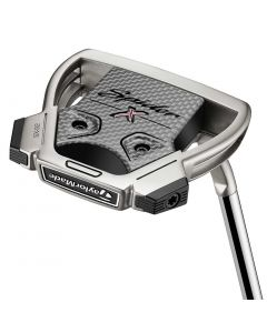Taylormade Spider X Hydro Flow Neck Putter Sole