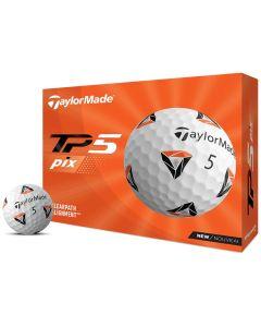 Taylormade 2021 Tp5 Pix Golf Balls Hero
