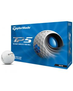 Taylormade Tp5 White Golf Balls Hero