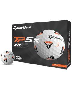 Taylormade Tp5x Pix Golf Balls Hero