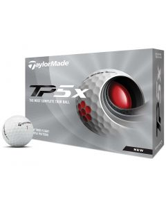 Taylormade Tp5x White Golf Balls Hero