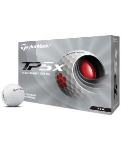 Taylormade Tp5x White Golf Balls Hero