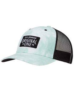TaylorMade 2021 Women's Original One Trucker Tie Dye Hat