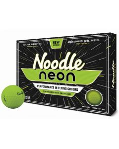 TaylorMade Noodle Neon Green Golf Balls