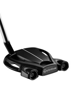 Taylormade Spider Tour Black Slant Neck Putter Toe