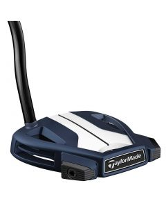 TaylorMade Spider X Navy Single Bend Putter