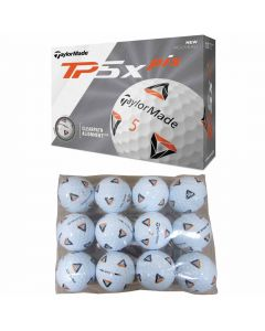 Taylormade Tp5x Pix 2 0 Practice Bagged Golf Balls Beauty