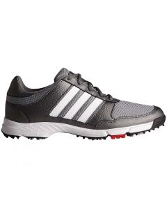 Adidas Tech Response Golf Shoes Iron/White/Black